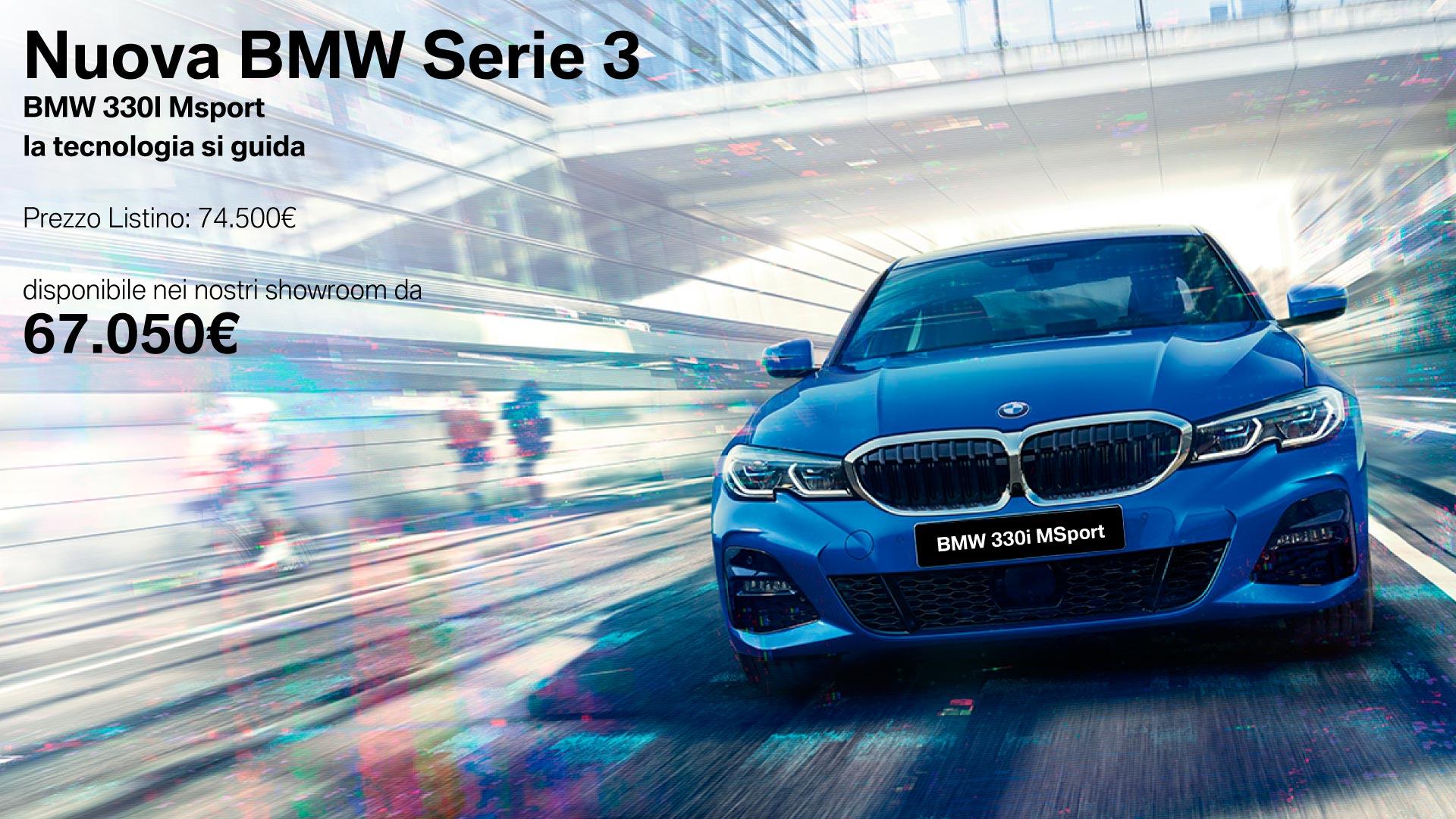 BMW Serie3 330i MSport