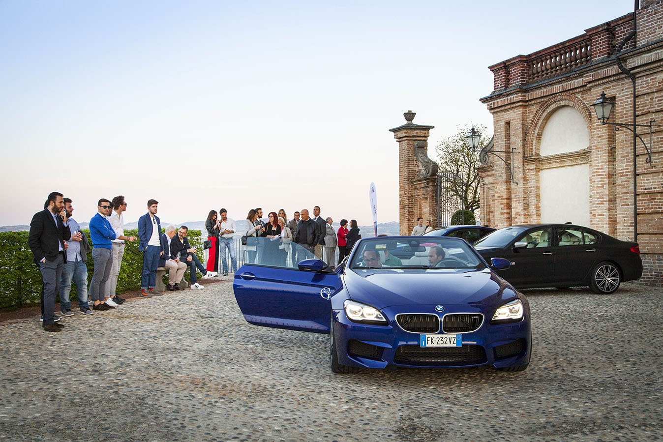 Evento BMW MSport