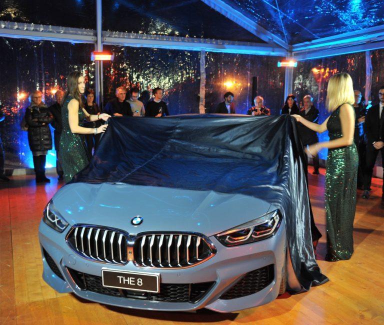 BMW THE 8 Evento Guarene