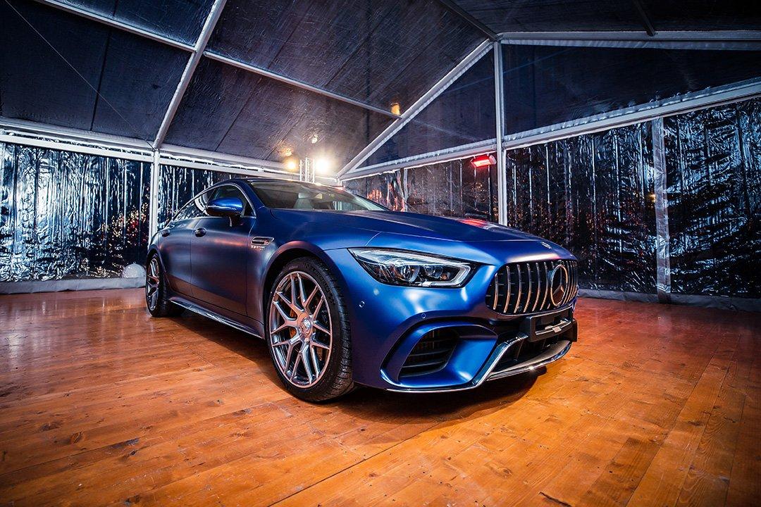 Evento Mercedes-AMG