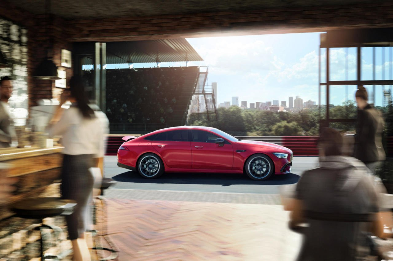 Mercedes-AMG GT 4Door