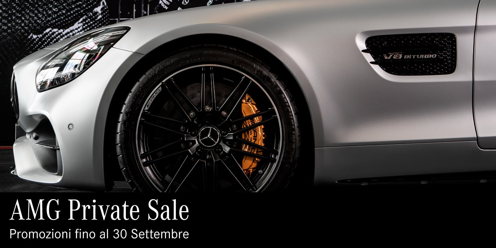 AMG Private Sale