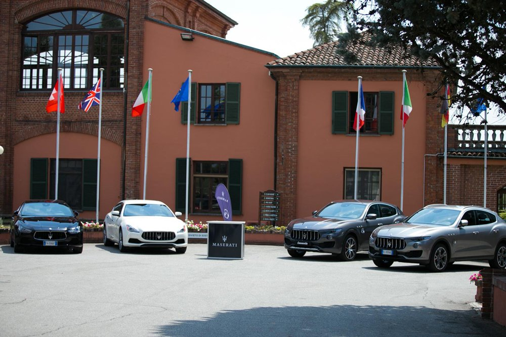 Evento Maserati al Golf Margara