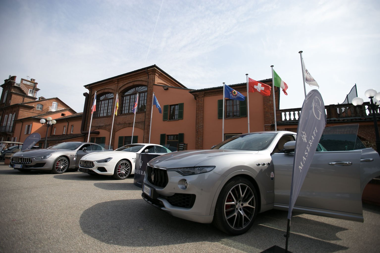 Evento Maserati Golf Club Margara