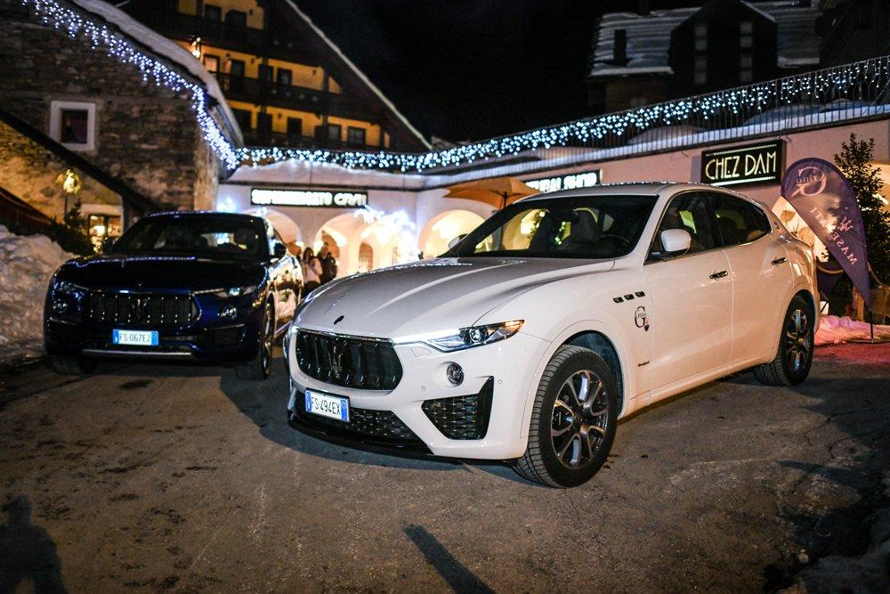Evento Maserati Chez Dam Prato Nevoso