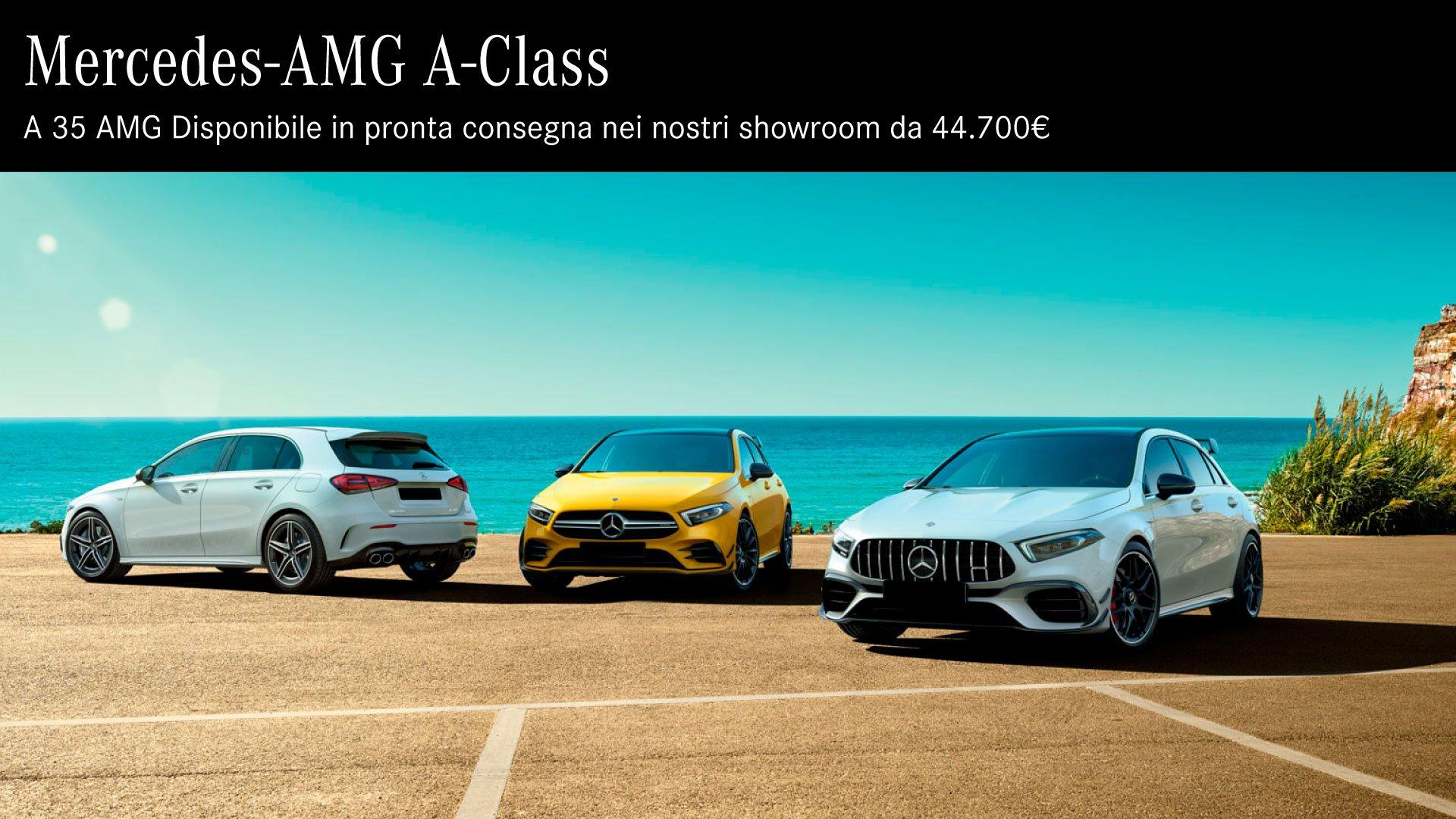 Mercedes-AMG Classe A